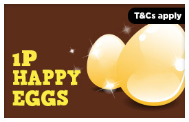 1p Happy Eggs